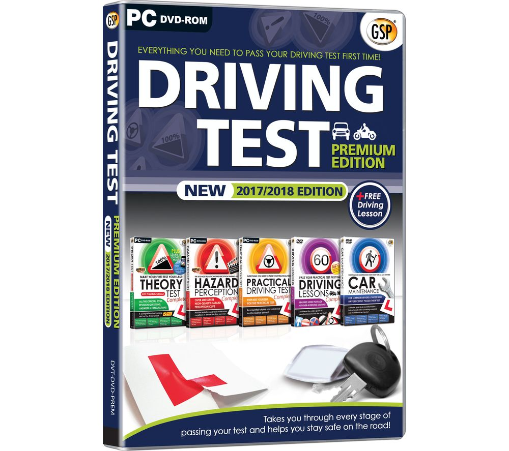 Image of AVANQUEST Driving Test Premium 2015 Edition