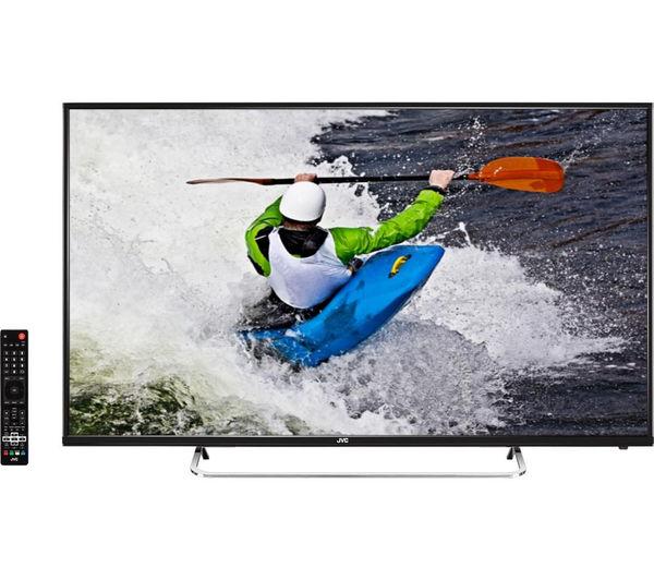 """JVC LT-40C550 40"""" LED TV Fast Delivery"""