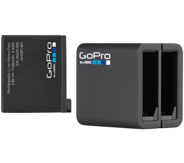 buy gopro gp3072 usb hero4 dual battery charger with. Black Bedroom Furniture Sets. Home Design Ideas