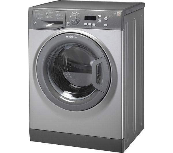Hotpoint Aquarius Wmaqf641g Washing Machine Graphite