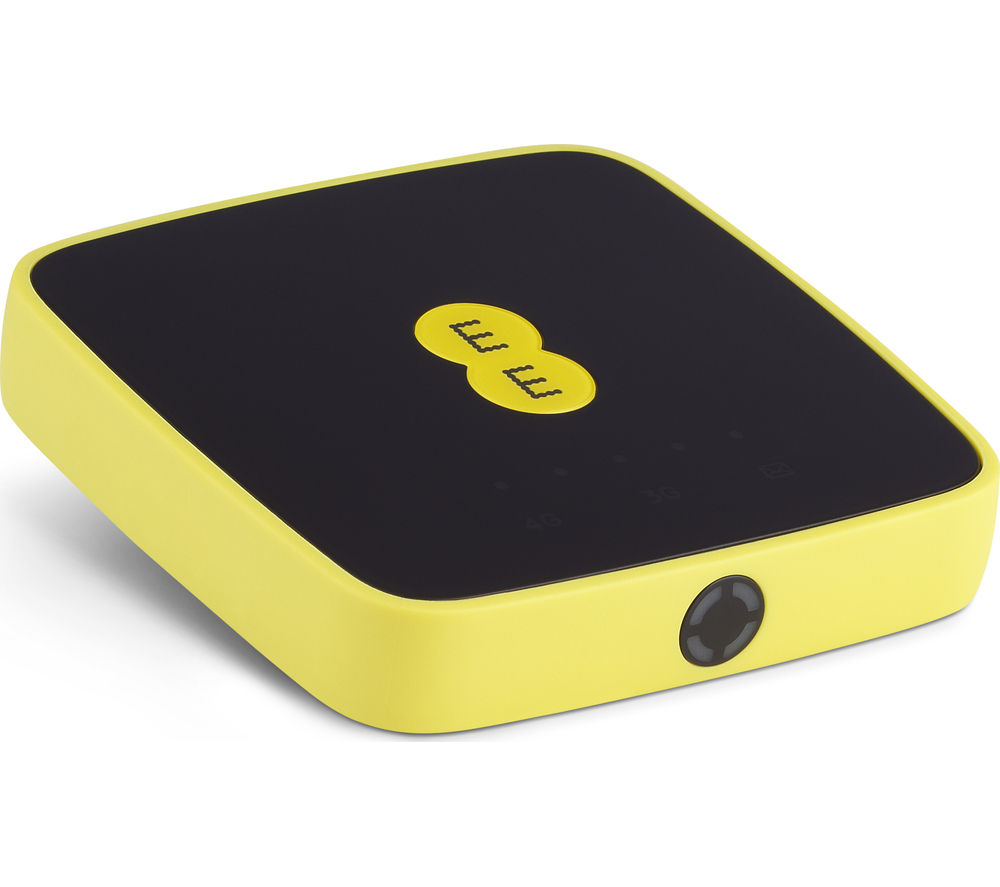 Image of EE 4GEE Mini Pay Monthly Mobile WiFi