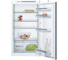 BOSCH Serie 4 KIR31VS30G Integrated Tall Fridge