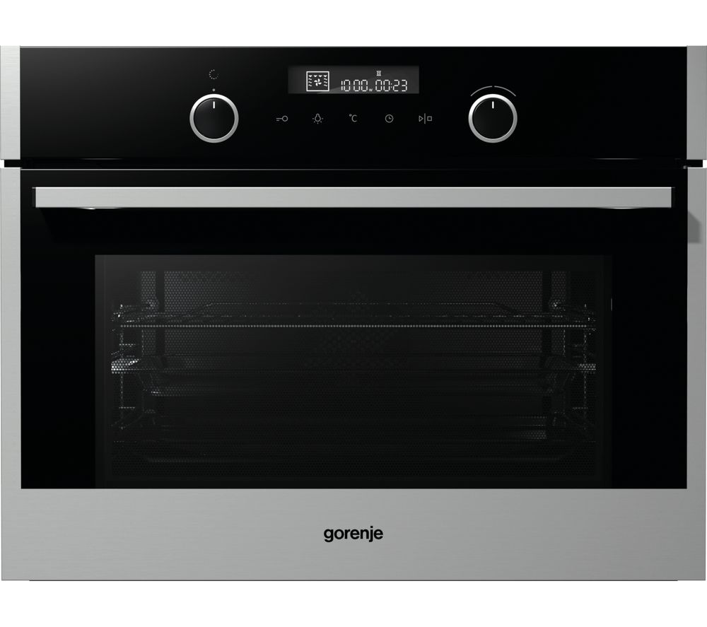 GORENJE BCM547S12X Built-in Combination Microwave - Stainless Steel, Stainless Steel