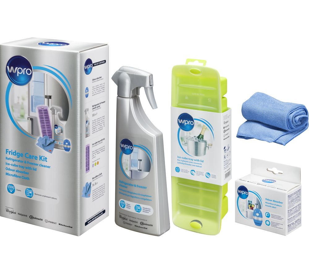 Compare prices for Wpro Fridge Care Kit