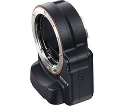 LA-EA4 35 mm Full-frame Adapter - A-mount to E-mount