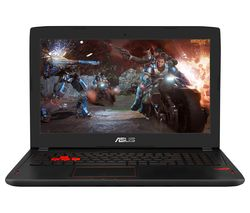 "ASUS ROG Strix GL502 15.6"" Gaming Laptop - Black"
