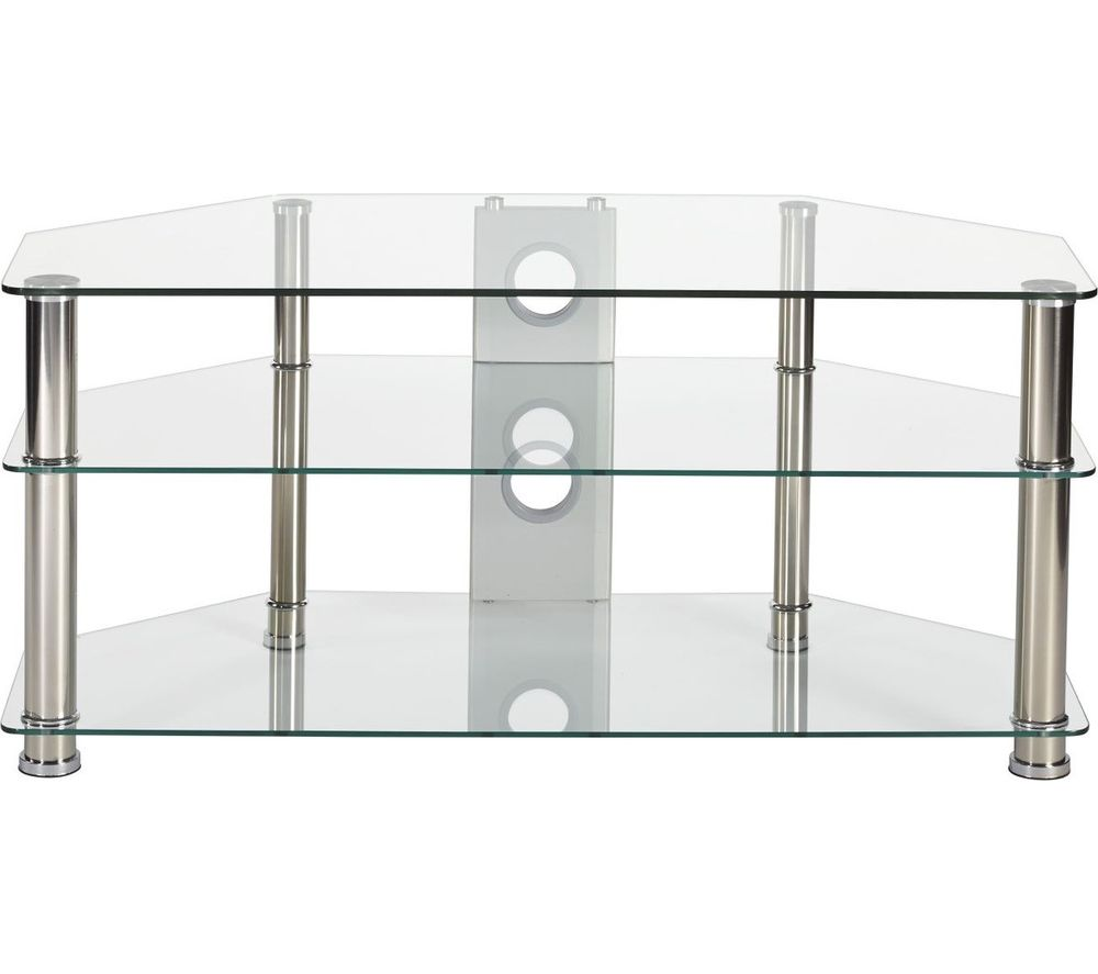 Rome MMT-P5CCH1050 TV Stand - Glass