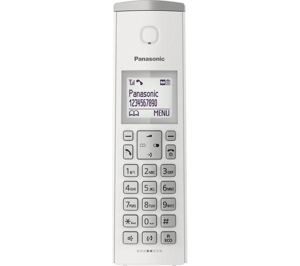 how to change answering machine on panasonic phone
