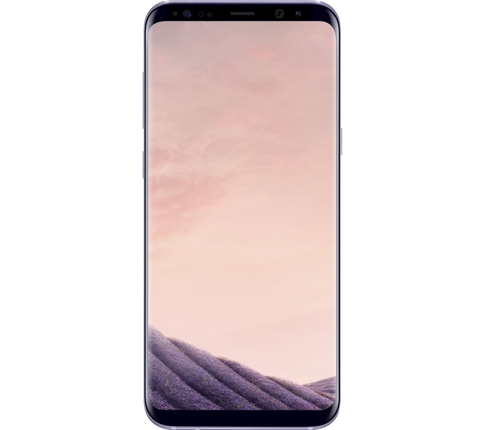 SAMSUNG Galaxy S8+ - 64 GB, Orchid Grey