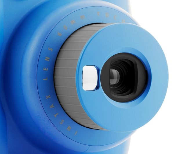 instax mini 9 instant camera cobalt blue fast delivery currysie