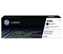 HP 410X High Yield Original LaserJet Black Toner Cartridge