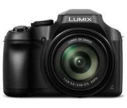Lumix DC-FZ82EB-K Bridge Camera - Black