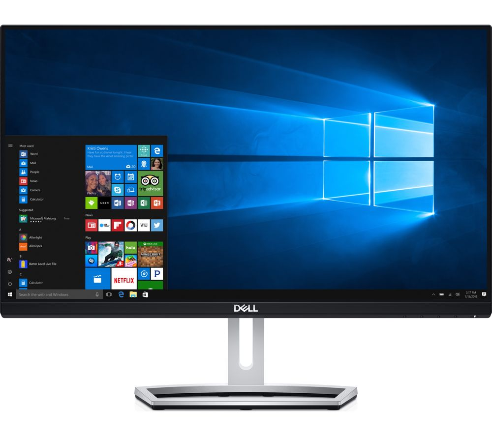 "DELL S2318HN Full HD 23"" LCD Monitor - Black"