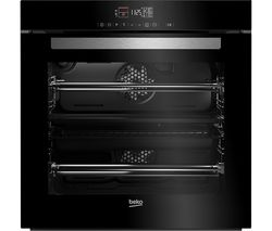BEKO Split & Cook BVM34400BC Electric Oven - Black