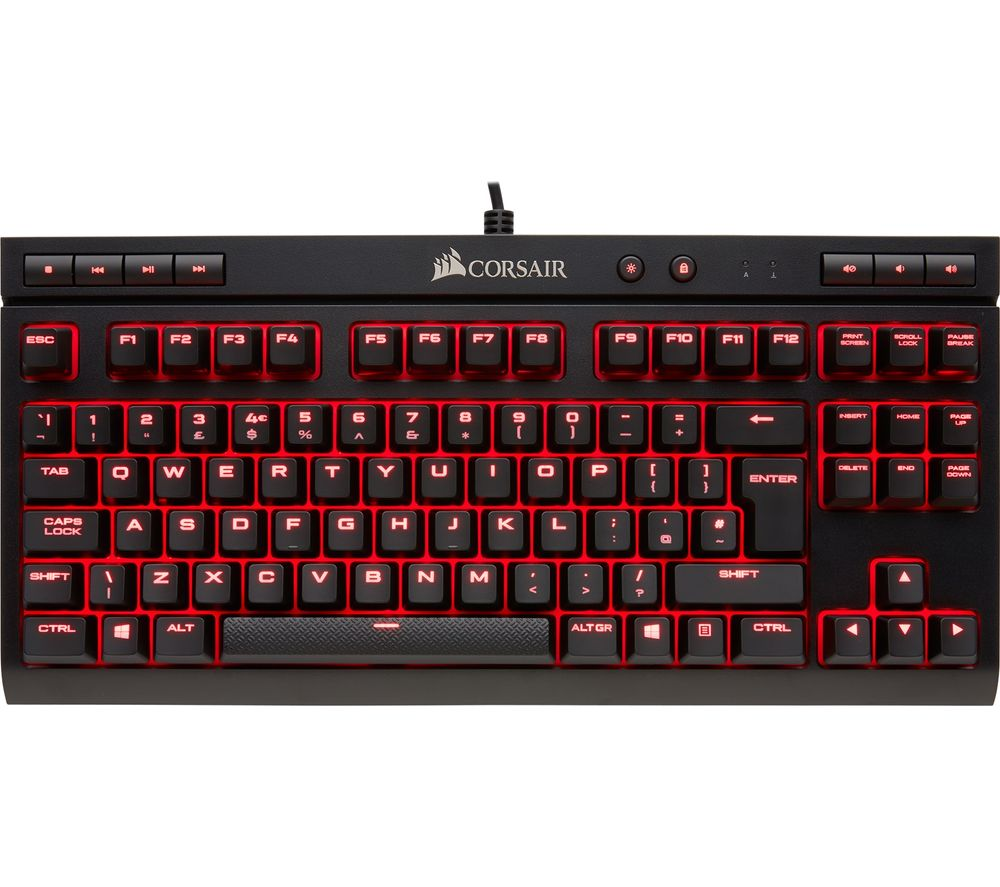 Buy Corsair K63 Compact Mechanical Gaming Keyboard Free