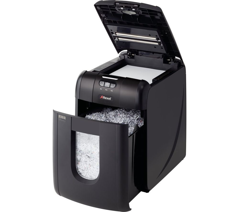 Compare retail prices of Rexel Auto 130M Micro Cut Shredder to get the best deal online