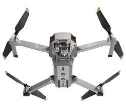 DJI Mavic Pro Platinum Drone with Controller - Silver