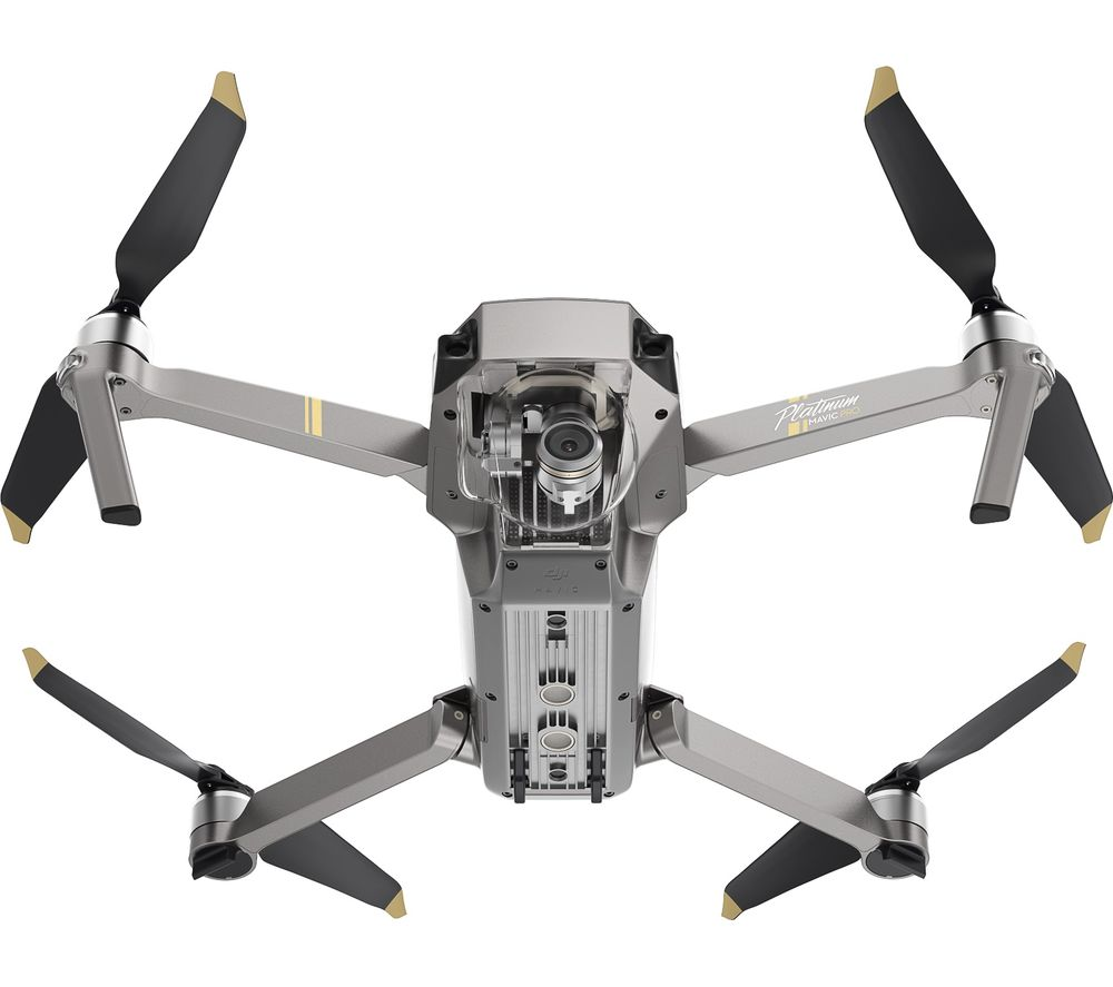 Compare prices for DJI Mavic Pro Platinum Drone with Controller - Silver