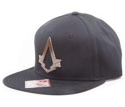 ASSASSINS CREED Syndicate Bronze Logo Snapback Cap - Black