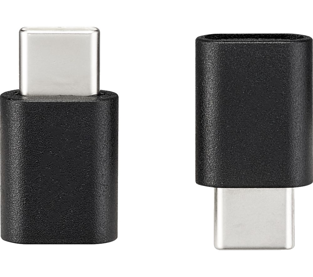 GOJI GCMTWIN18 Micro USB to USB Type-C Adapter - Twin Pack