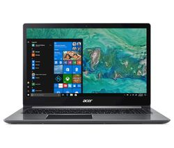 "ACER Swift 3 15.6"" AMD Ryzen 7 Laptop - 256 GB SSD, Grey"
