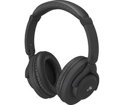 GOJI Lites GLITVBT18 Wireless Bluetooth Headphones - Black
