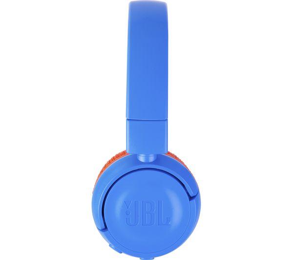 c98f01accf0 Buy JBL JR300BT Wireless Bluetooth Kids Headphones - Rocker Blue ...