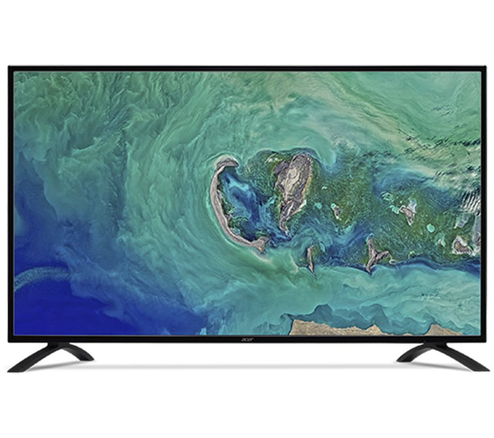 ACER EB490QK 4K Ultra HD 48.5″ IPS Monitor – Black, Black
