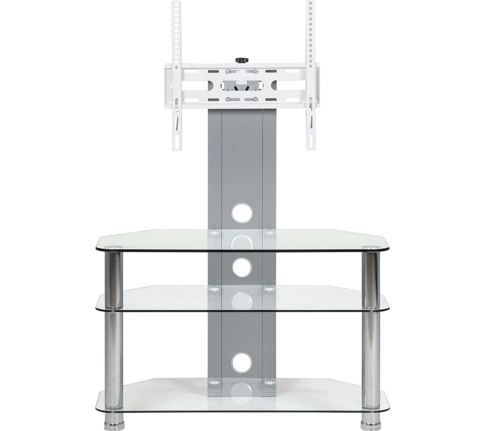 Compare prices for MMT CC33 800 mm TV Stand with Bracket - Steel