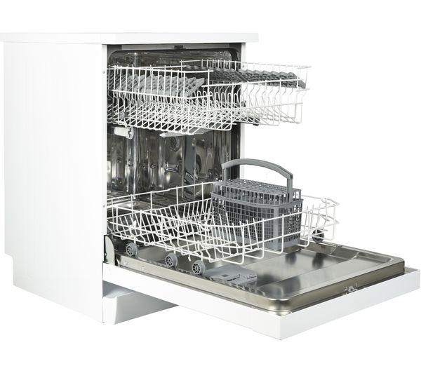 ESSENTIALS CDW60W18 Full-size Dishwasher - White