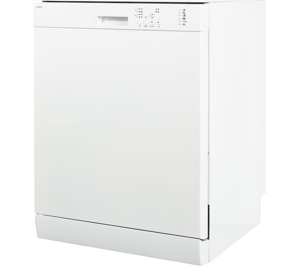 ESSENTIALS CDW60W18 Full-size Dishwasher - White