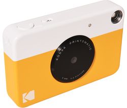 KODAK PRINTOMATIC Digital Instant Camera - Yellow