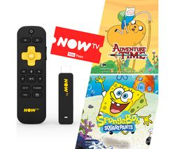NOW TV Smart Stick with 3 month Kids Pass