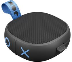 JAM Hang Tight HX-P303BK Portable Bluetooth Speaker - Black