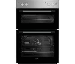 LBIDOX18 Electric Double Oven - Silver