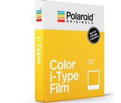 POLAROID Originals i-Type Colour Film - Pack of 8