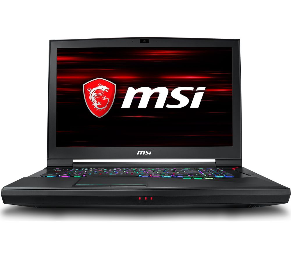"MSI GT75 Titan 8RG 15.6"" Intel® Core™ i7 GTX 1080 Gaming Laptop - 1 TB HDD & 256 GB SSD"