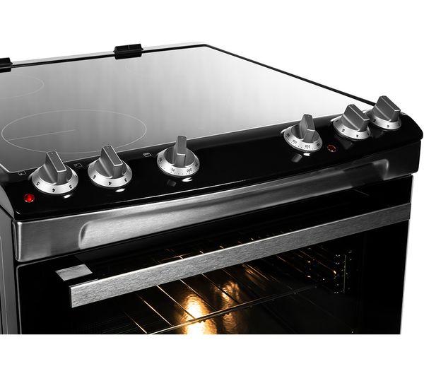 Cool Buy Zanussi Zcv660Trxe 60 Cm Electric Ceramic Cooker Stainless Wiring Digital Resources Aeocykbiperorg