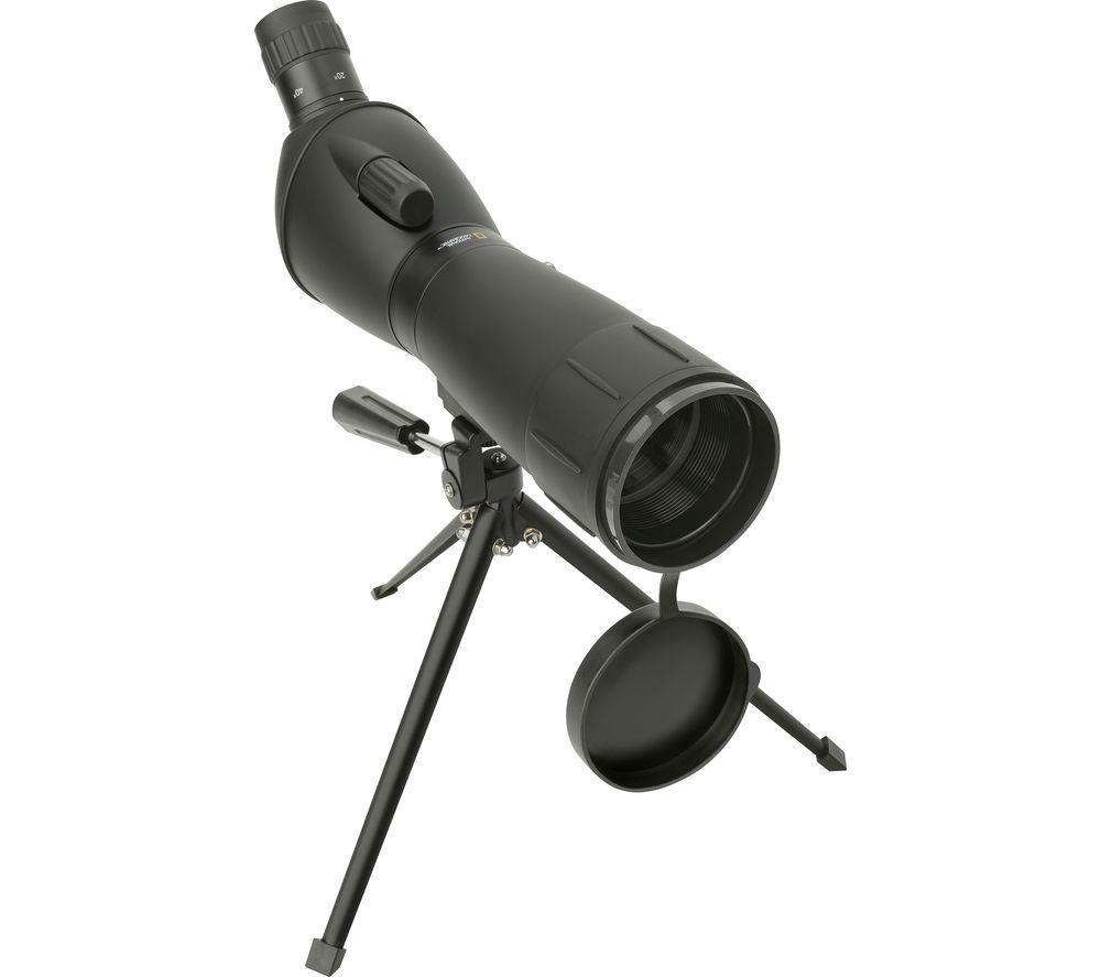 NAT. GEOGRAHIC 20-60 x 60 mm Spotting Scope specs