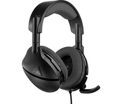 Atlas Three Amplified Gaming Headset - Black
