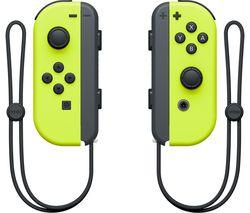 NINTENDO Switch Joy-Con Wireless Controllers - Yellow