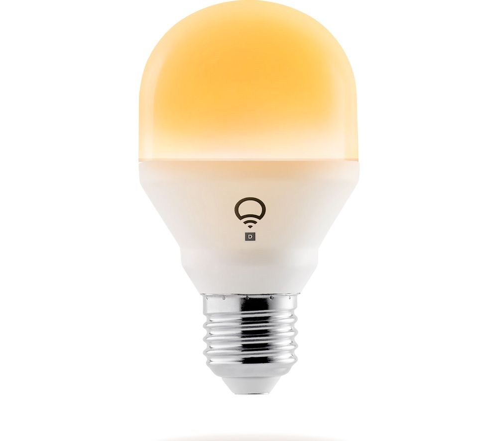 Image of LIFX A19 Mini Day & Dusk Smart Bulb - E27, White