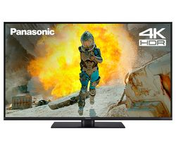 "PANASONIC TX-49FX555B 49"" Smart 4K Ultra HD HDR LED TV"