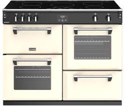 STOVES Richmond S1100Ei 110 cm Electric Induction Range Cooker - Cream