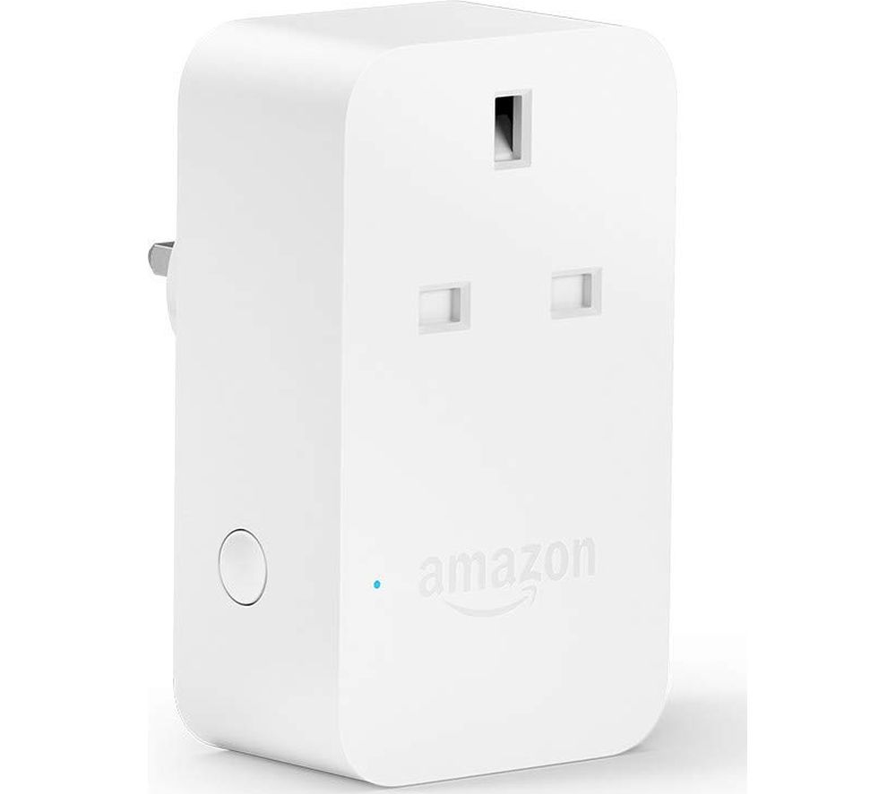 buy amazon smart plug free delivery currys. Black Bedroom Furniture Sets. Home Design Ideas