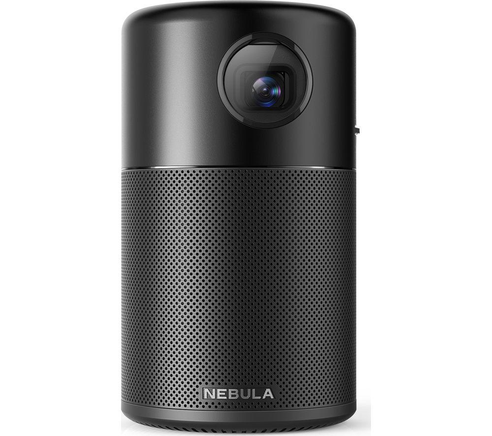 NEBULA Capsule Pro Smart Mini Projector specs