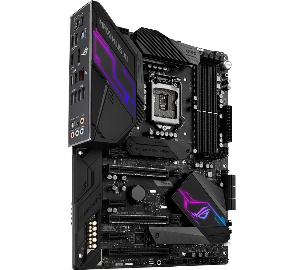 ASUS ROG MAXIMUS XI HERO Z390 LGA1151 Motherboard