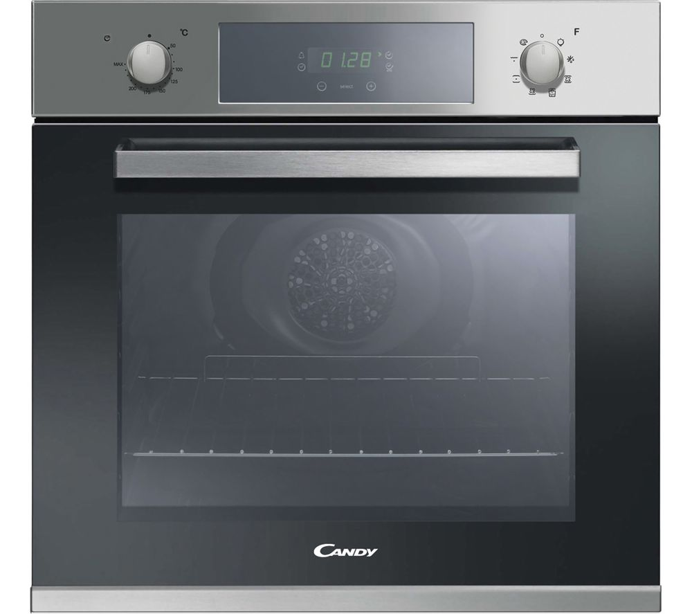 CANDY FCP605X/E Electric Oven - Stainless Steel