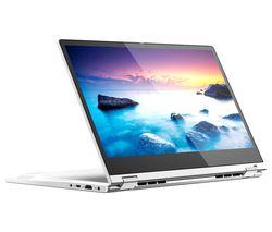 "LENOVO IdeaPad C340 14"" AMD Ryzen 3 2 in 1 Laptop - 128 GB SSD, Grey"