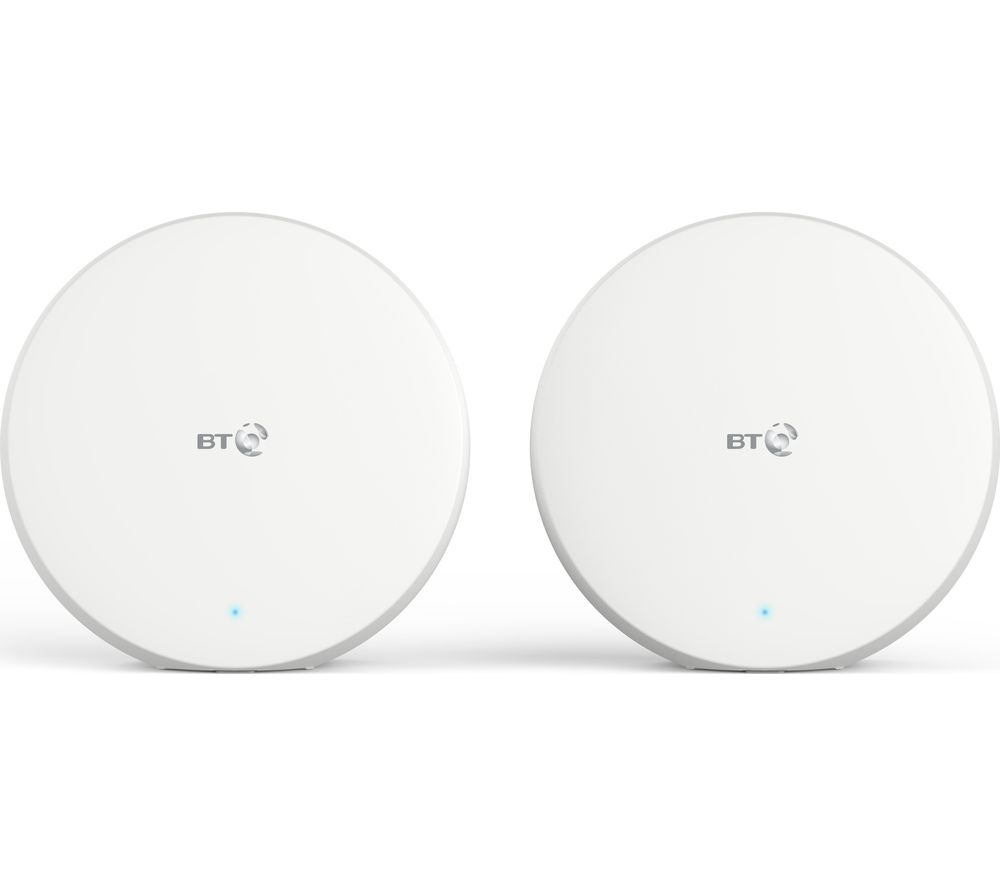 BT Mini Whole Home WiFi System - Twin Unit
